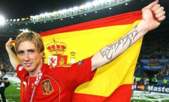 Happy Birthday To Fernando Torres 33 Today