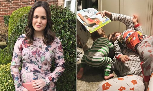 Blog time! @MrsGiFletcher talks awards, Tommy's and dealing with miscarriage:
