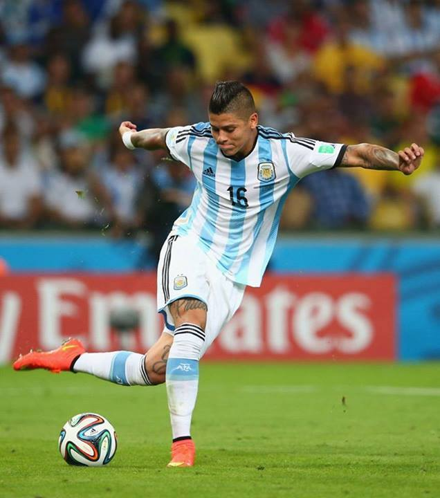 Happy birthday to Argentina and Manchester United defender, the rabona loving banana eater, Marcos Rojo!