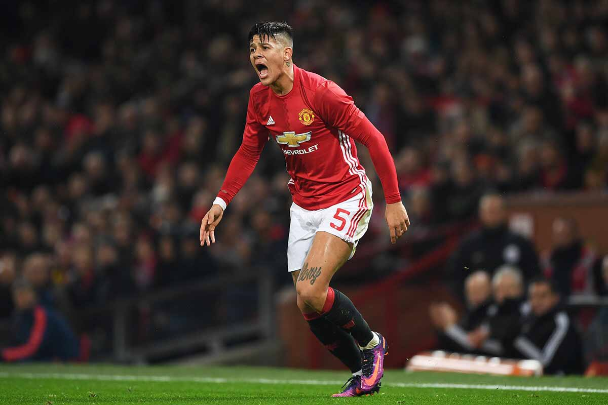...Happy Birthday to Marcos Rojo...