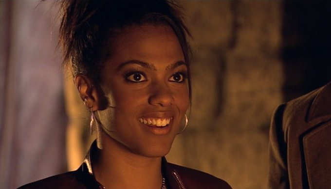 Happy Birthday, Freema Agyeman - the mighty, Martha Jones!