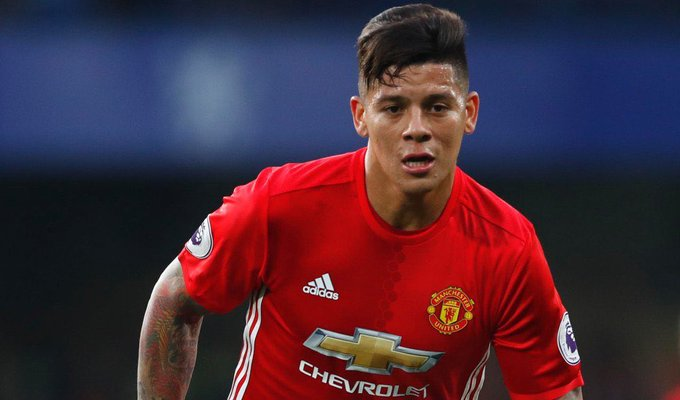 2  7  - Happy birthday to Mad Man Marcos Rojo!