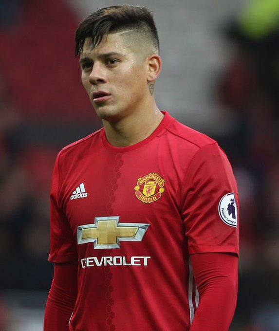 Happy birthday Marcos Rojo you sexy beast