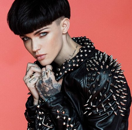 Happy 31st Birthday to style star (and my girl crush) Ruby Rose