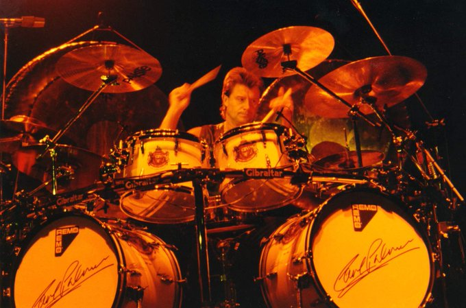 Happy Birthday! Carl Palmer!!