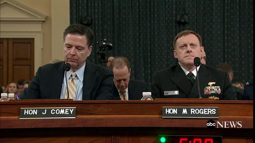 LIVE: FBI Director Comey testifies on Russia before the House; expected to address Pres. Trump's wiretapping claims. https://t.co/b4PftwXJXV