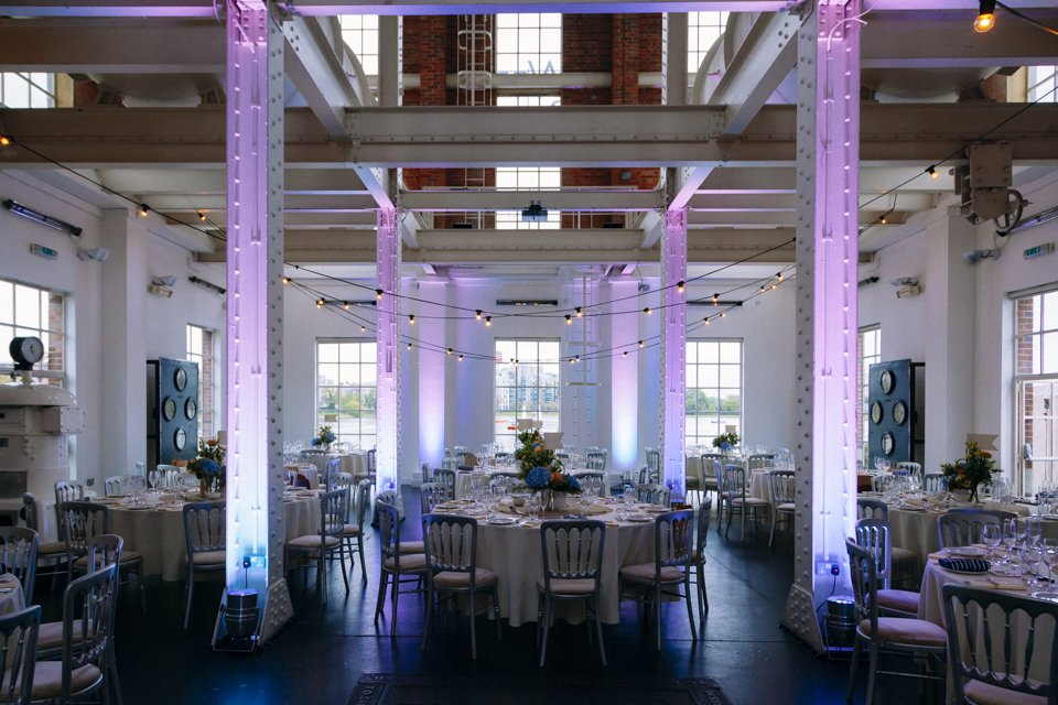 West Reservoir Centre London's Quirkiest Wedding Venues