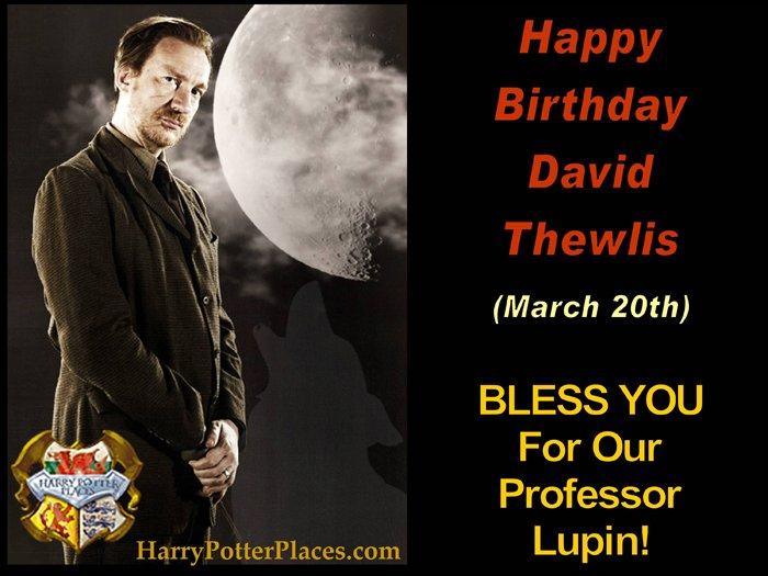 Happy Birthday to David Thewlis!