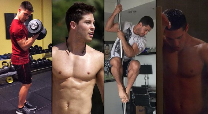 Happy birthday Dean Geyer! The Glee star s hottest ever moments