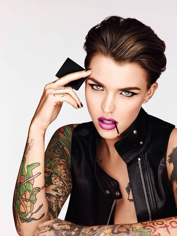 Happy 31st Birthday Ruby Rose