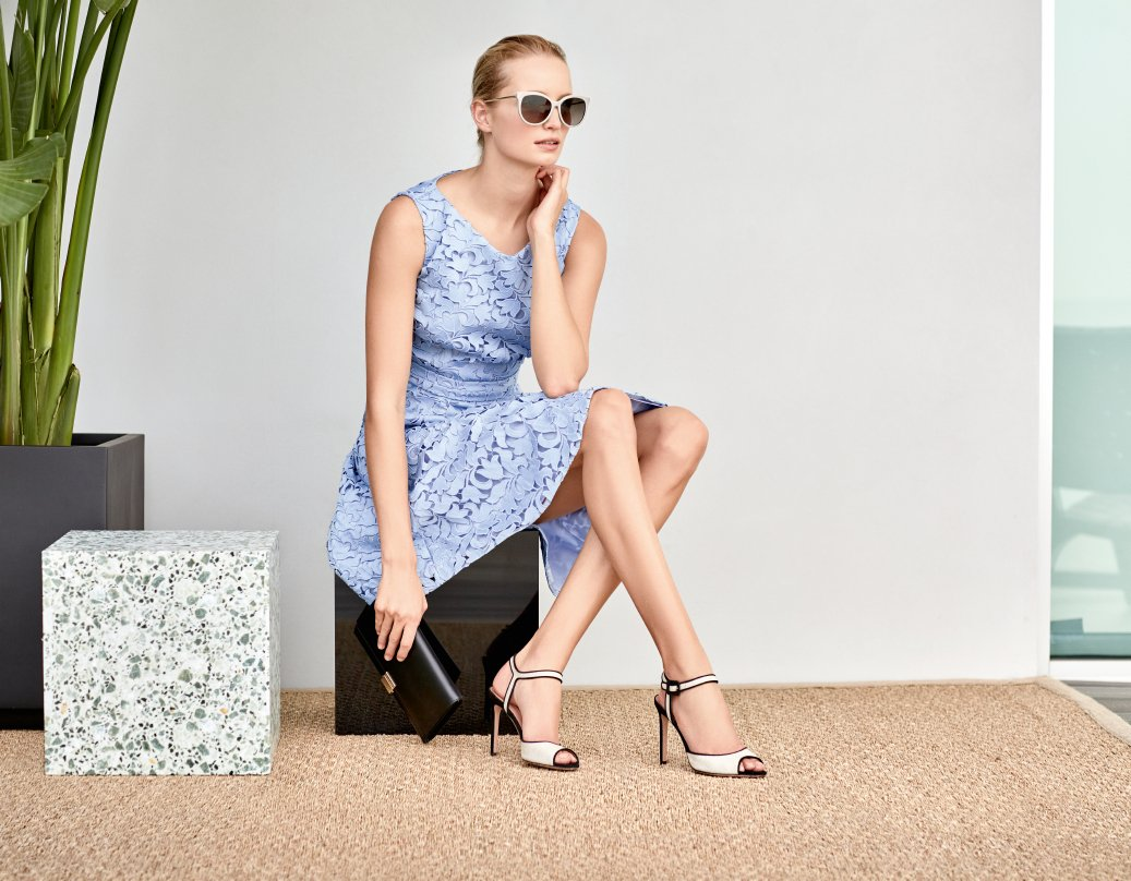 Intricate lace with canvas and leather heels for a summer wedding in high style #ThisIsBOSS https://t.co/CbKOeFFcU4