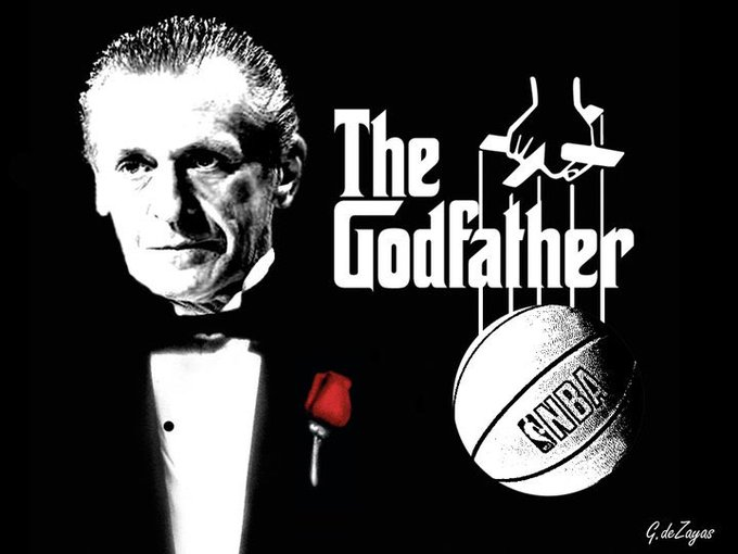 Happy Birthday To The Godfather... Pat Riley