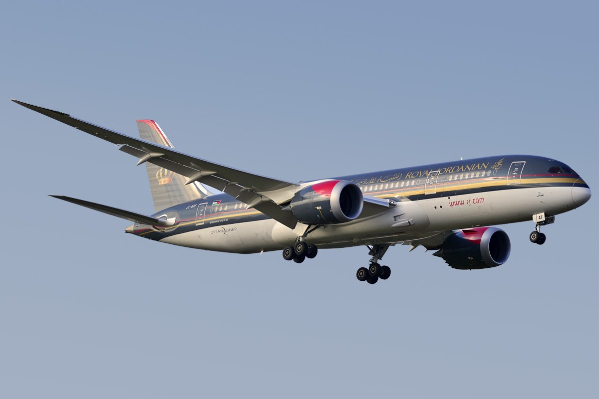 Royal Jordanian to Ban Electronic Devices from Passenger Cabinshttp://ow.ly/6ilT30a5BMT https://t.co/9tOW2WMK4v