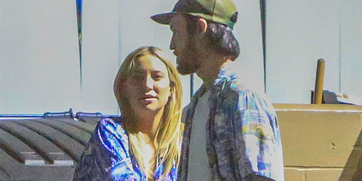 Kate Hudson spotted kissing musician Danny Fujikawa