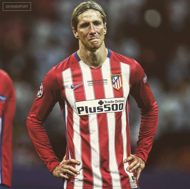 Happy birthday my hero Fernando Torres