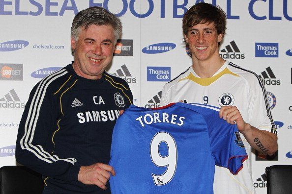 Happy birthday to Fernando Torres who turns 33 today.