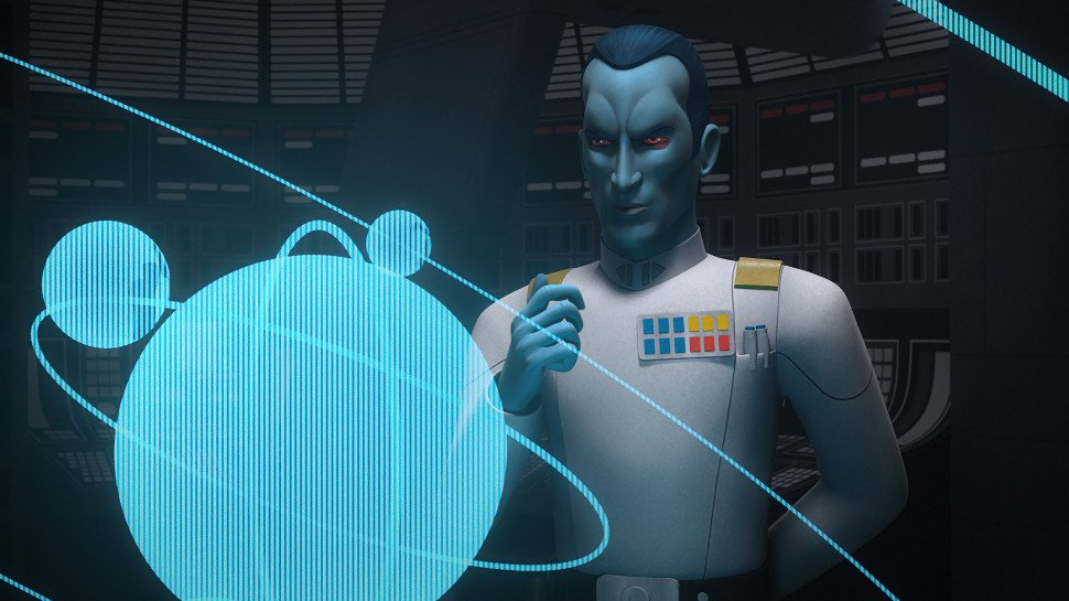 Exciting #StarWarsRebels trailer, picture from the new #MST3K, and more TV news: https://t.co/Uukhsl5a8A https://t.co/CmsO8MYOcJ