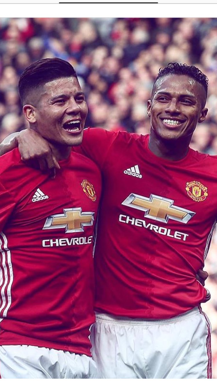 Happy Birthday brother Marcos Rojo