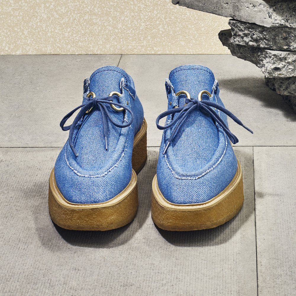 Day-to-day denim never looked better. Step into spring with the #BrodyShoe.   Shop Now: https://t.co/DVB0ZkIAHG https://t.co/qYL11pw5Sh