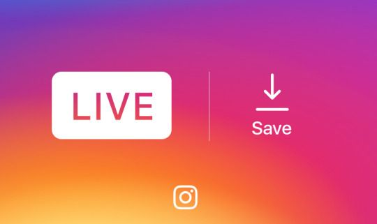 Instagram now lets you save live videos https://t.co/NIQ0Zpp2yv https://t.co/9EC6XGPxRm