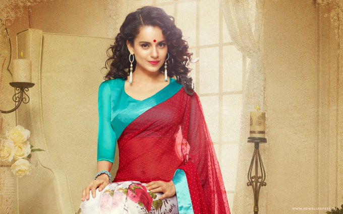 Happy birthday to Kangana Ranaut