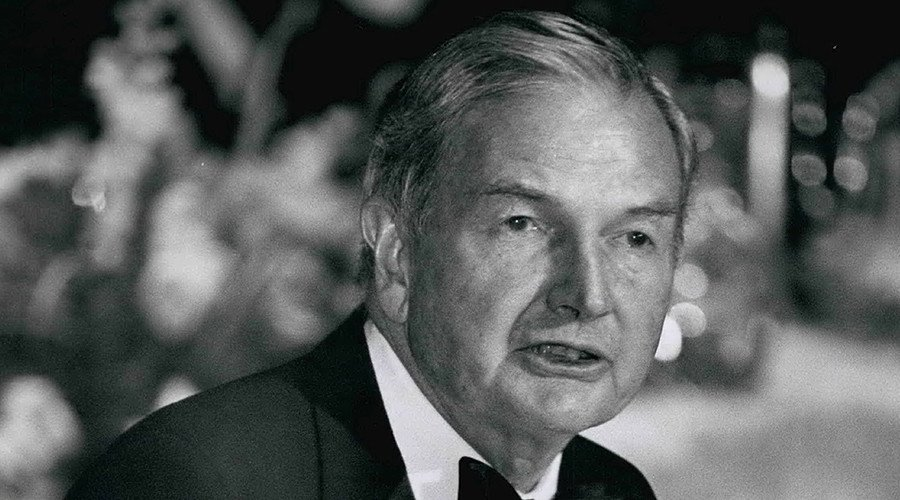 Bilderberg, Kissinger & transplant rumors Truth & myths of David Rockefeller's life