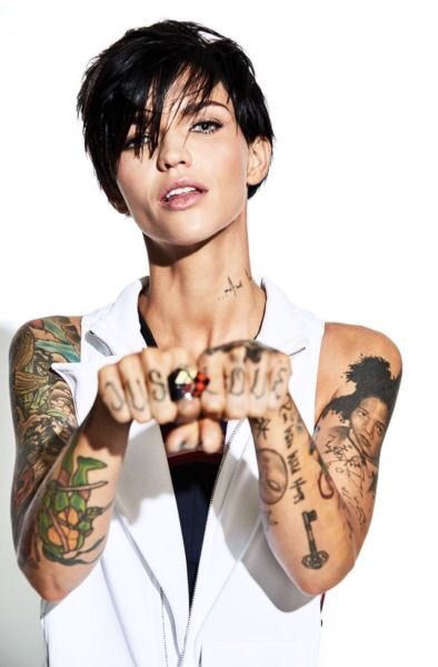 Happy 31st birthday today to Ruby Rose!