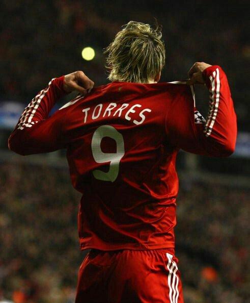 Happy Birthday to Fernando Torres.