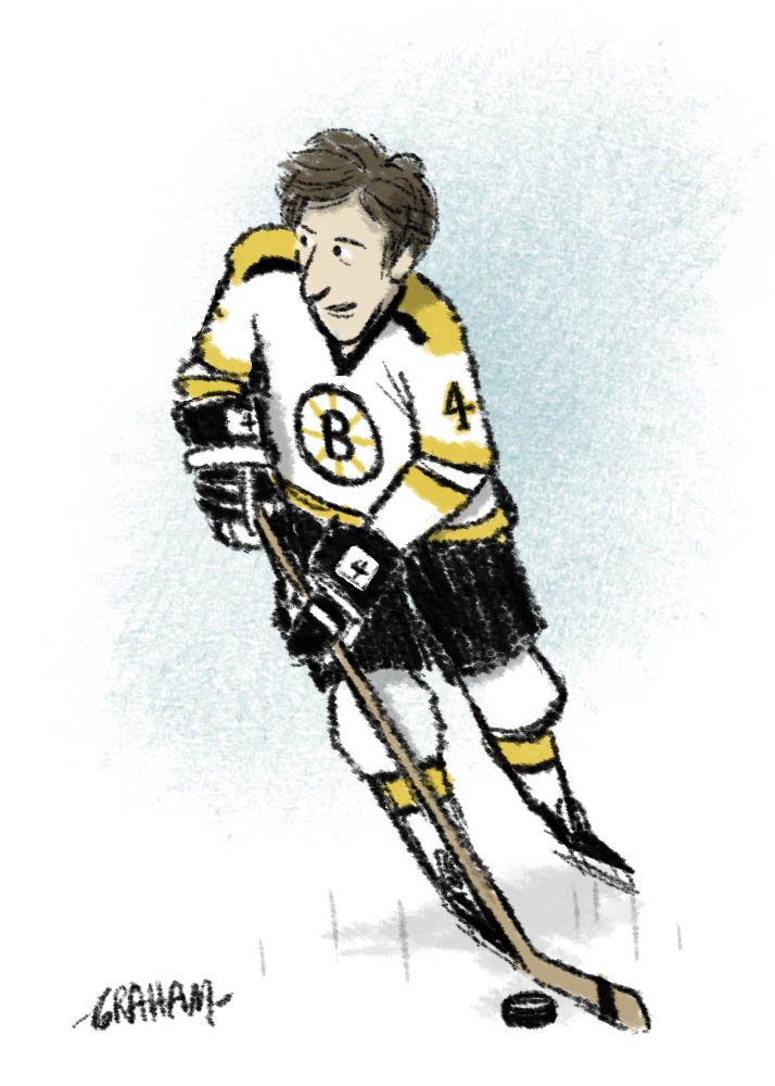 Happy birthday, Bobby Orr!