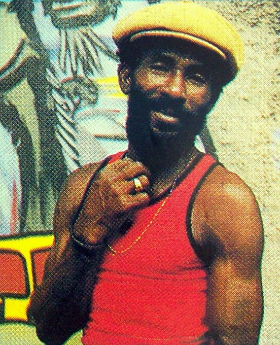 Happy Birthday 2 the legendary Lee \Scratch\ Perry ... Blessings....