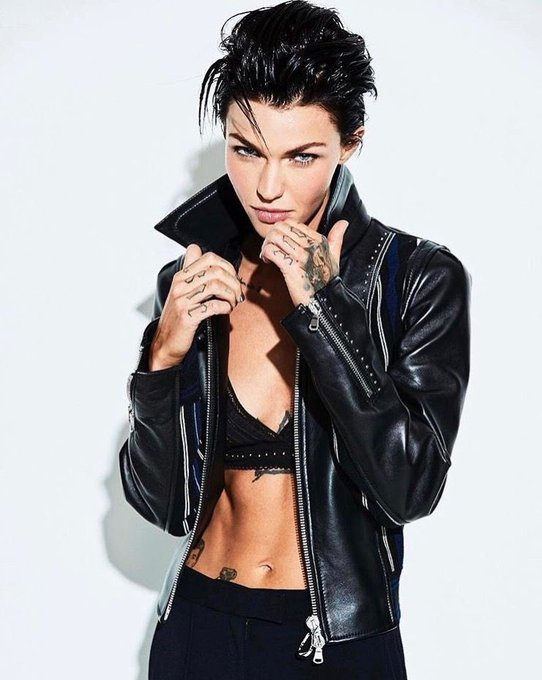 Happy 31st birthday to Ruby Rose