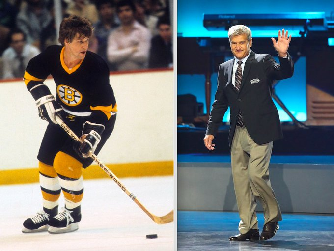 Happy 69th birthday to  legend Bobby Orr. Who does not even remotely look 69.