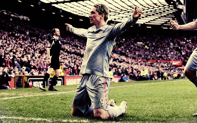 Happy birthday Fernando Torres.