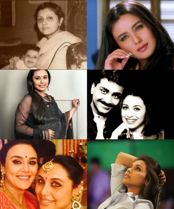 Happy Birthday Rani Mukerji: From starring in Kuch Kuch Hota Hai to being blessed with Adi