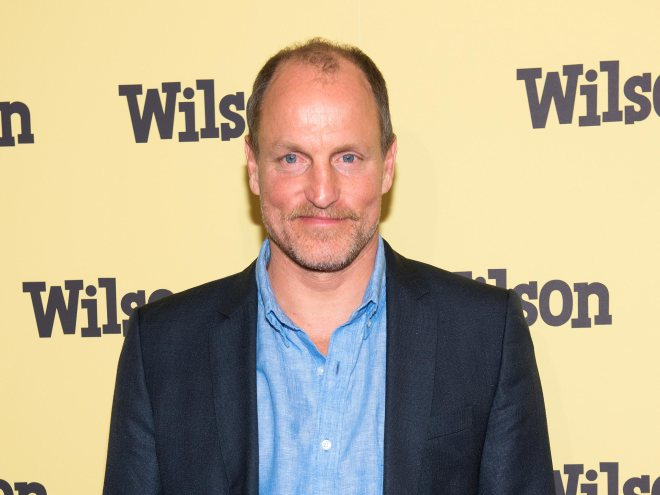"Woody Harrelson quits pot after 30 years of ""just partying too f---ing hard"""