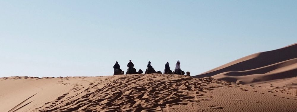 The Sahara Desert used to be green and lush. Then humans showedup. https://t.co/pFVxeYat2L https://t.co/JM1xQcD9iQ