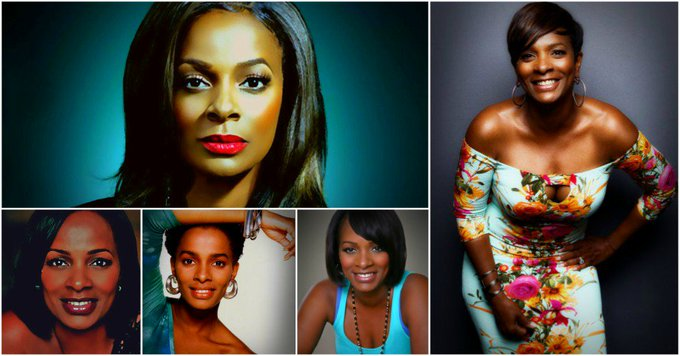 Happy Birthday to Vanessa Bell Calloway (born March 20, 1957)