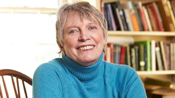 Happy 80th birthday to Newbery Medal winning author, Lois Lowry!