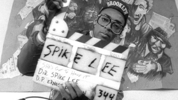 "BAM_Brooklyn ""afropunk: Happy 60th Birthday to filmmaker SpikeLee!"