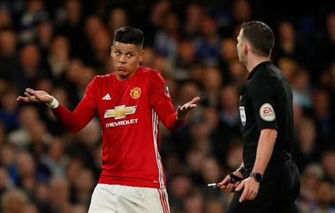 Happy Birthday Marcos Rojo, a player re born at under Jose Mourinho!