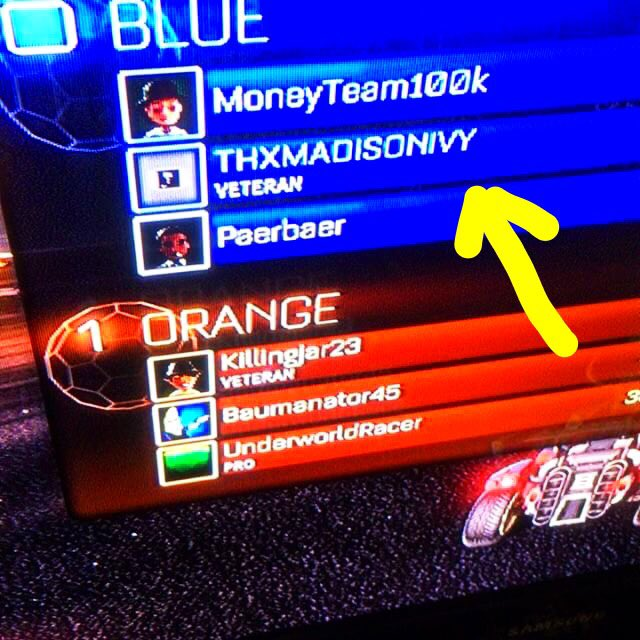 Loving the Rocket League Love 😁❤🙏 thank you for contributing ✊️💦 https://t.co/5PRJOg7kgZ