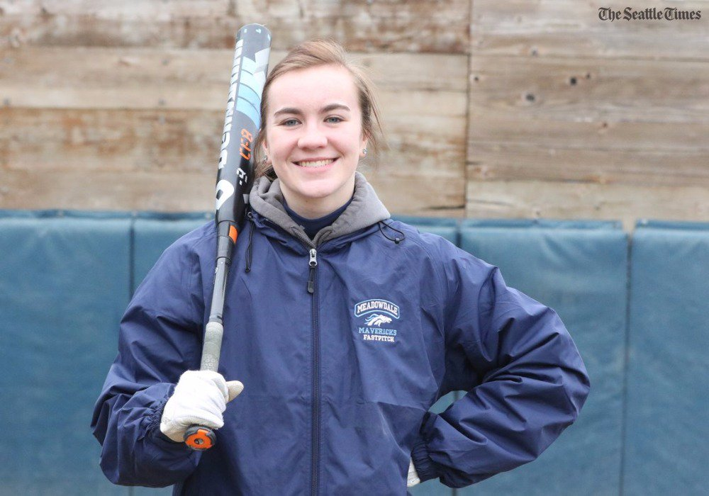 test Twitter Media - Softball Preview: Meadowdale catcher Emma Helm, a UW commit, hopes to lead Mavericks to another state title.  https://t.co/fbs2FMkAEm https://t.co/gt04XmrwnK
