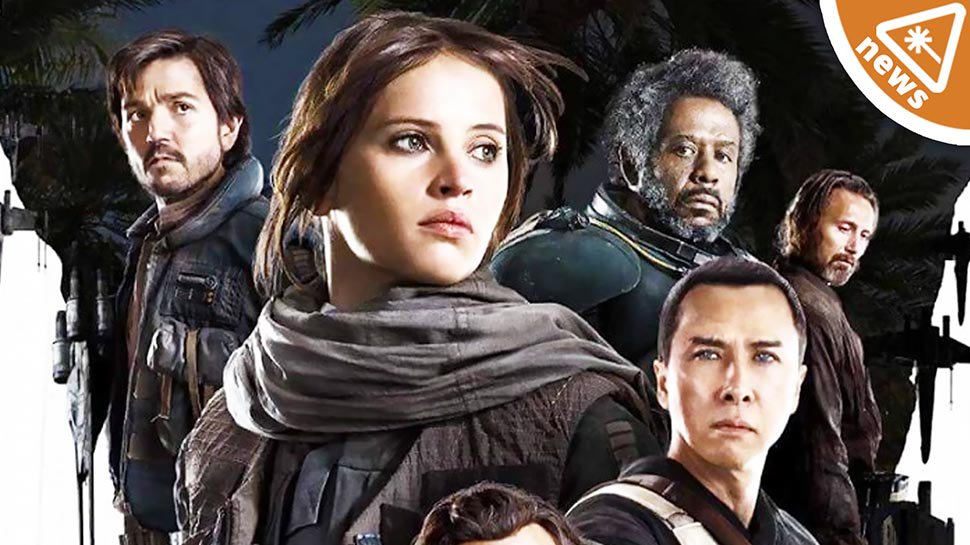 Want to know how #RogueOne originally ended? Watch today's #NerdistNews: https://t.co/JeGpgeFs7h https://t.co/5iBy8naJZE