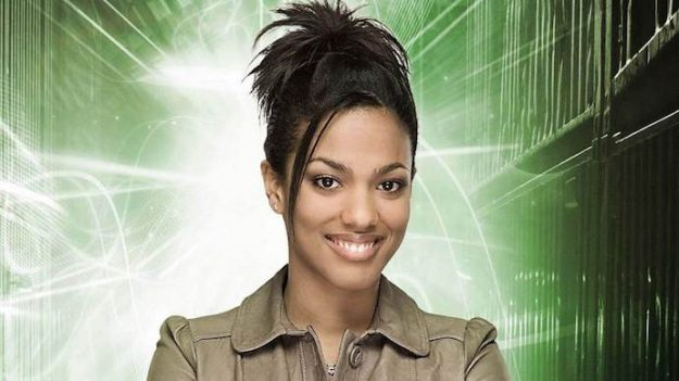 [18] Happy Birthday, Companion Freema Agyeman!