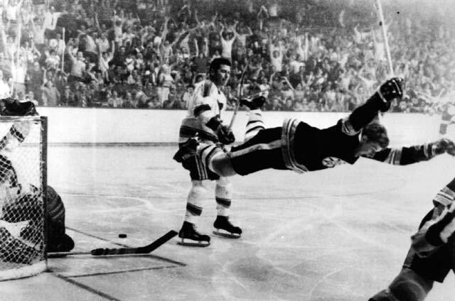Happy Birthday to # 4, Bobby Orr!
