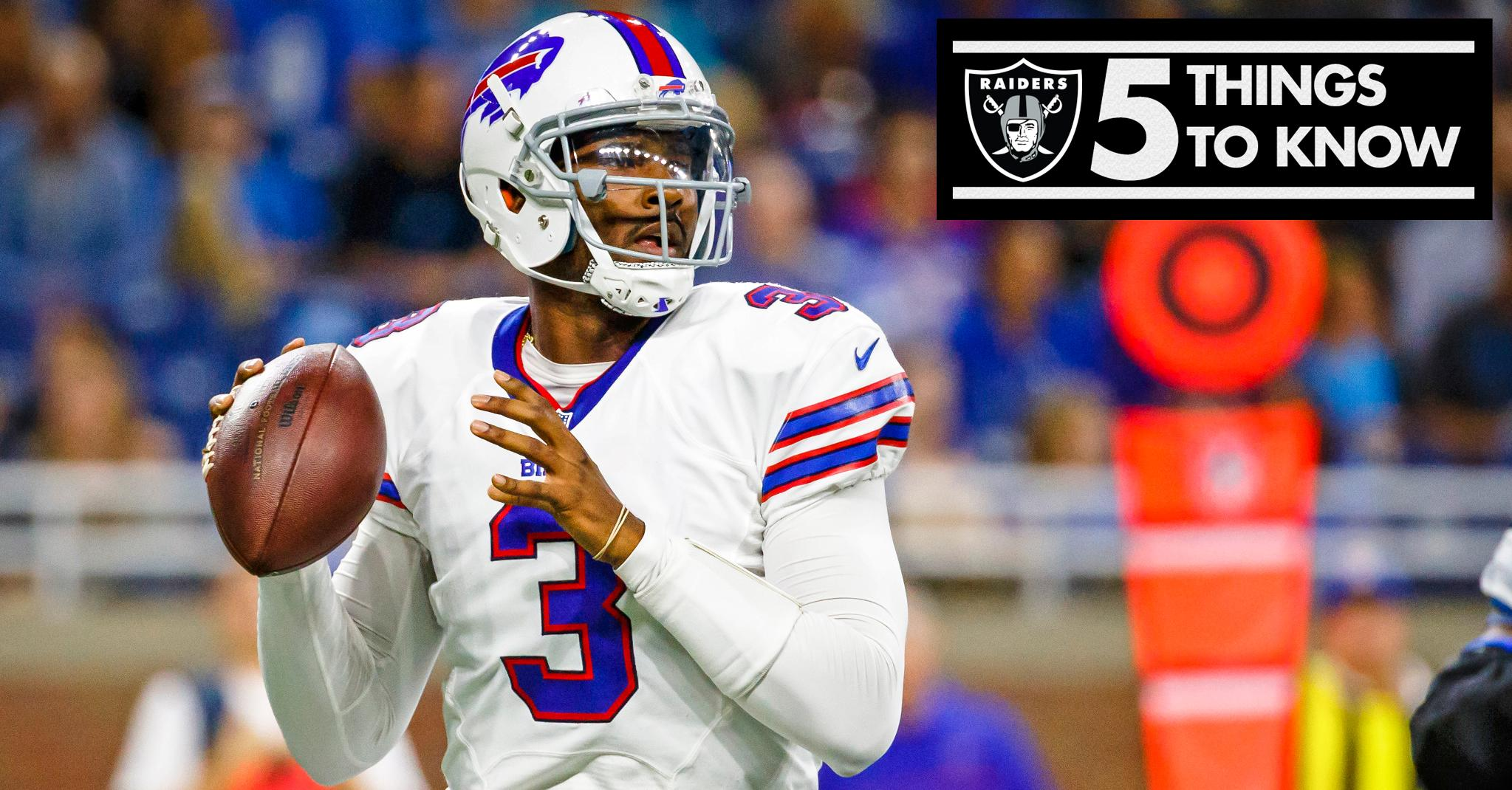 Get to know our newest signee @EJManuel3.  5 Things To Know: https://t.co/Tw8iMoDxpw https://t.co/p68yXHtiCF