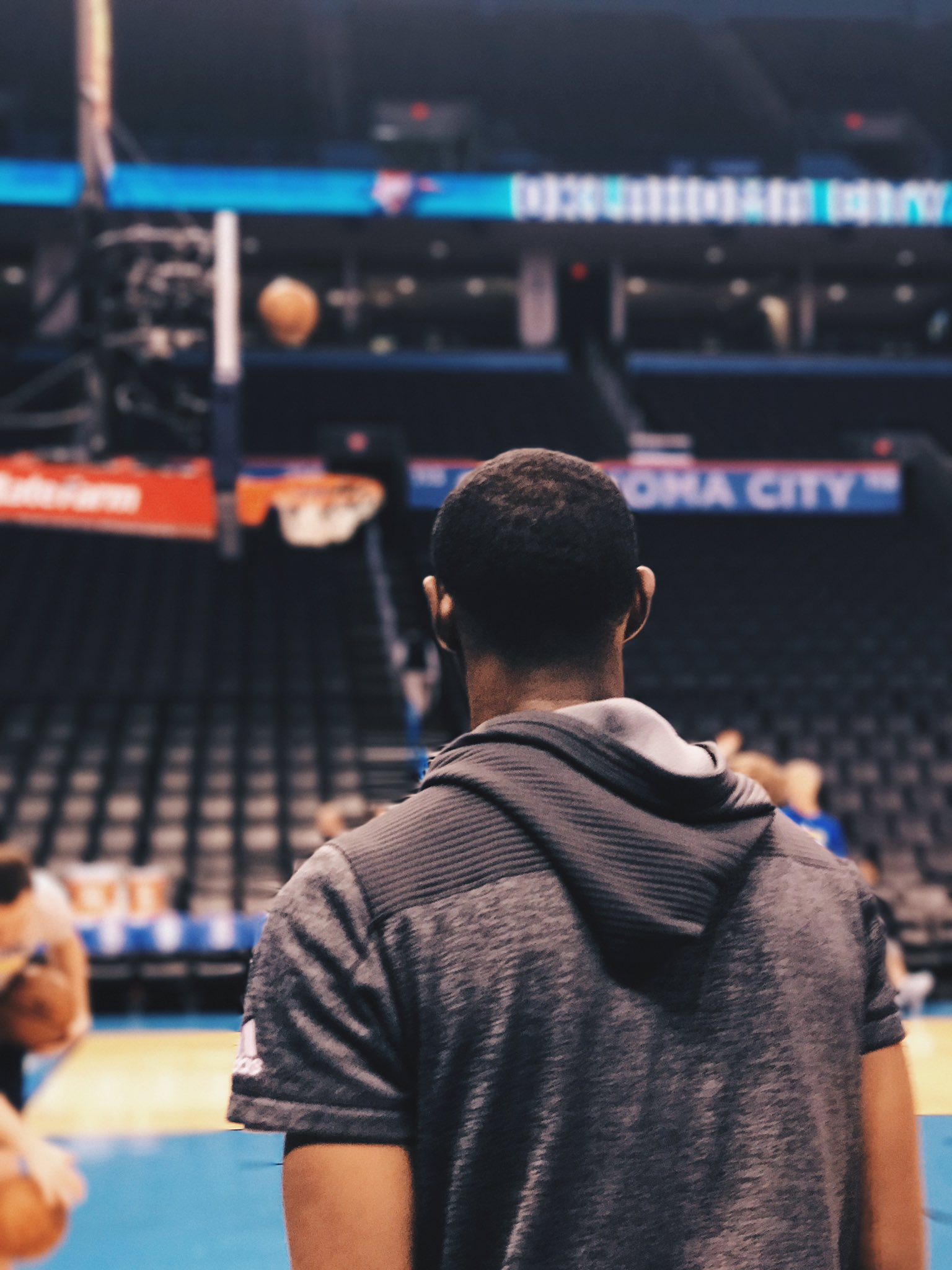75 minutes. #DubNation https://t.co/4uS4cGhIya