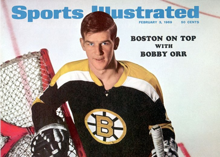 Happy Birthday, No. 4! Here s a look at Bobby Orr throughout the years