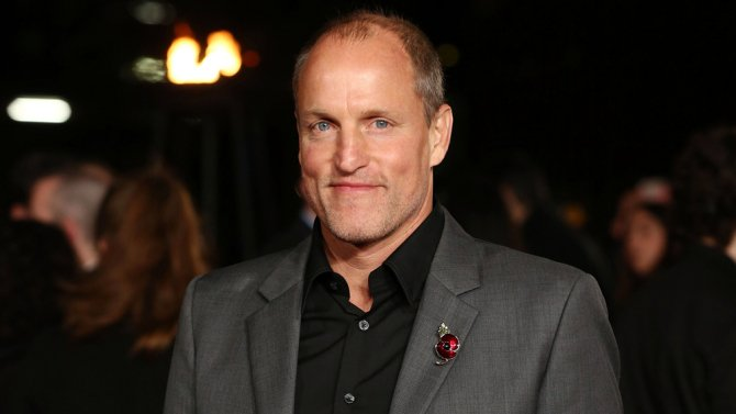 "Woody Harrelson reveals he gave up pot after ""partying too f---ing hard"""