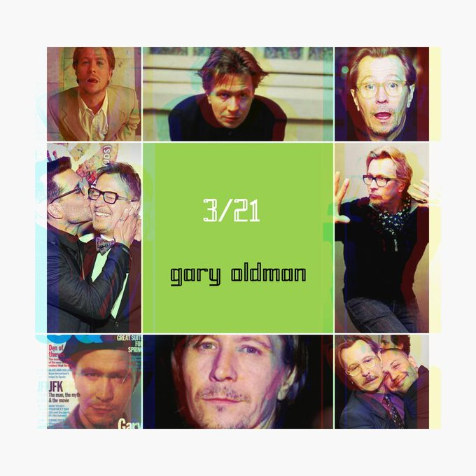 Gary Oldman Happy Birthday